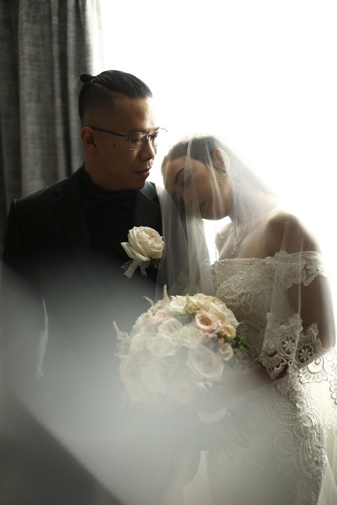 Wedding Day Harry and Angga by Luminous Bridal Boutique - 004