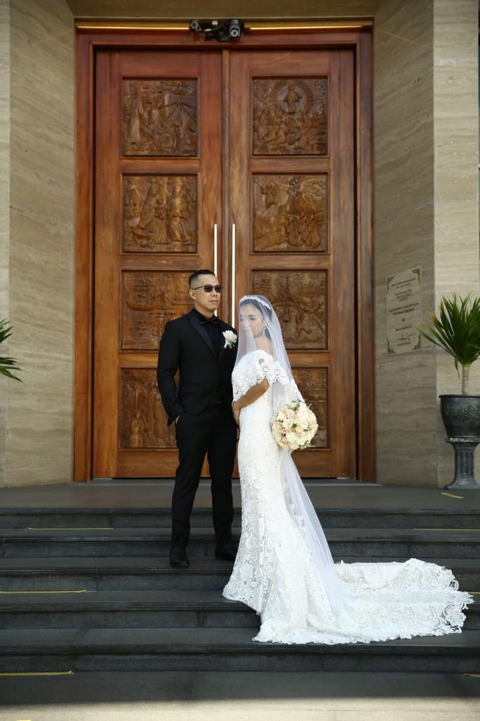 Wedding Day Harry and Angga by Luminous Bridal Boutique - 003