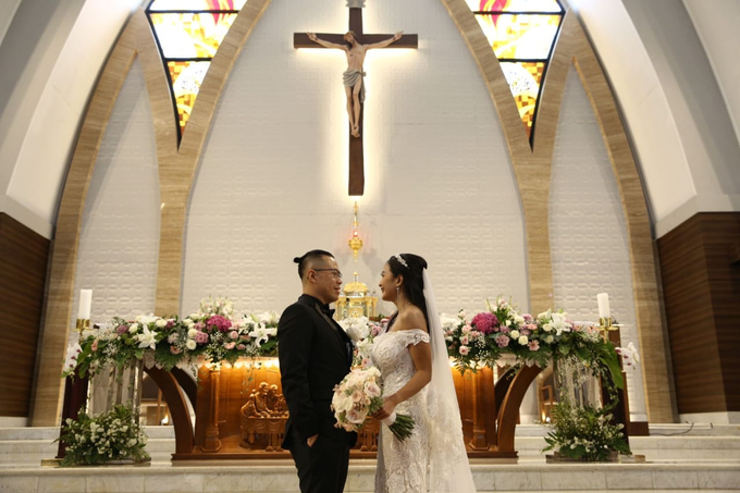 Wedding Day Harry and Angga by Luminous Bridal Boutique - 005