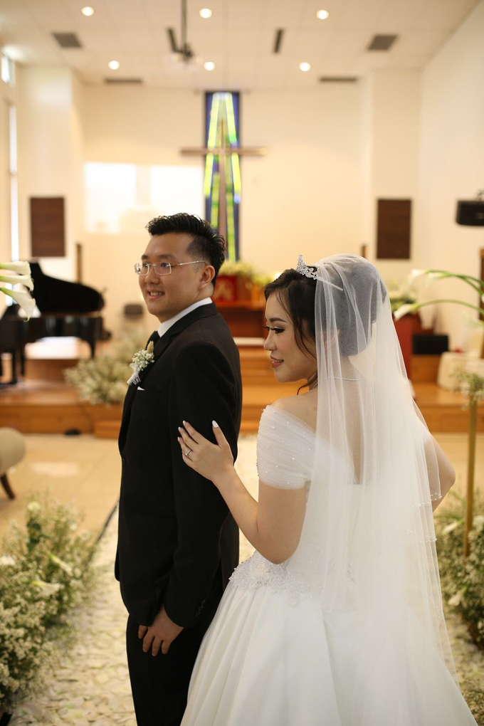 Wedding Day Stanley and Naomi by Luminous Bridal Boutique - 003