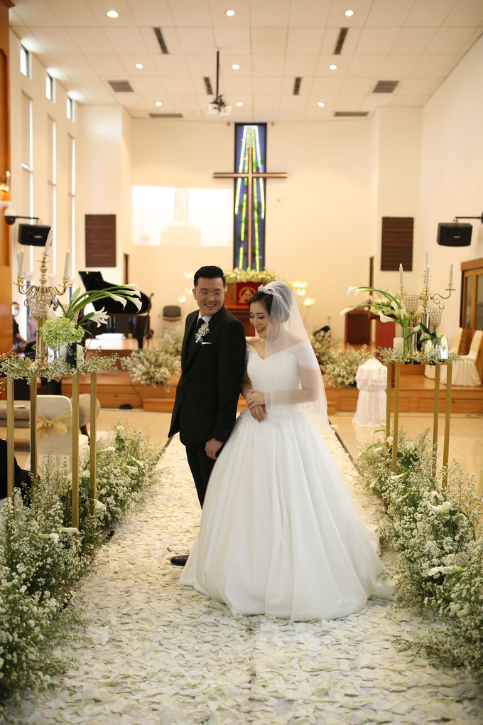Wedding Day Stanley and Naomi by Luminous Bridal Boutique - 004