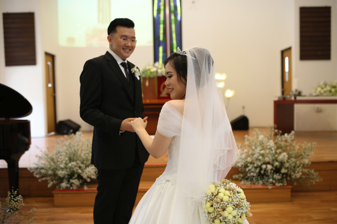 Wedding Day Stanley and Naomi by Luminous Bridal Boutique - 007