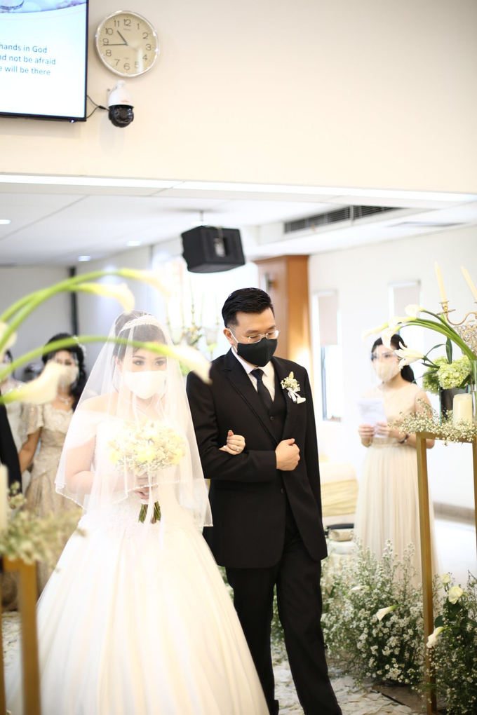Wedding Day Stanley and Naomi by Luminous Bridal Boutique - 010