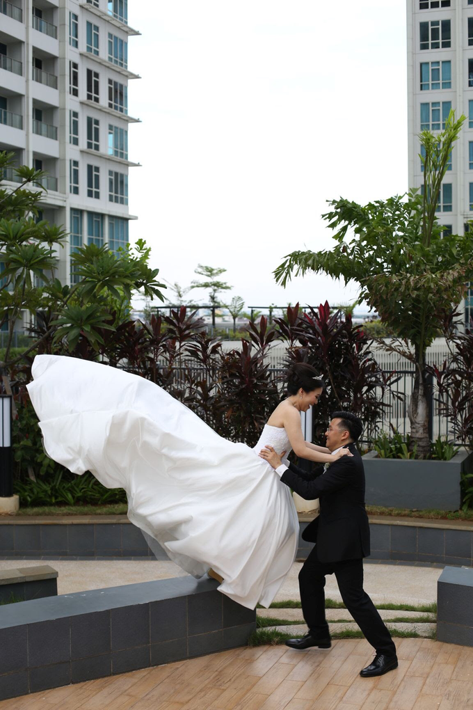 Wedding Day Stanley and Naomi by Luminous Bridal Boutique - 011