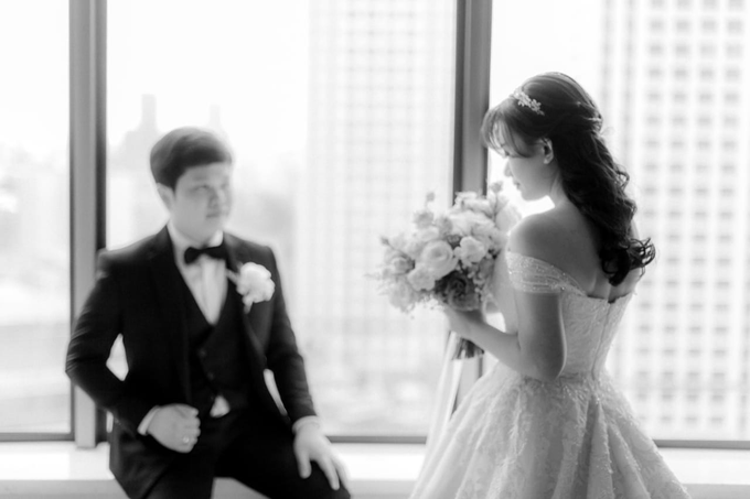 Wedding Day Adrian and Aldisa by Luminous Bridal Boutique - 007