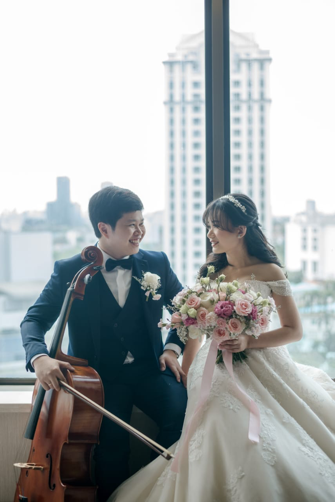 Wedding Day Adrian and Aldisa by Luminous Bridal Boutique - 022