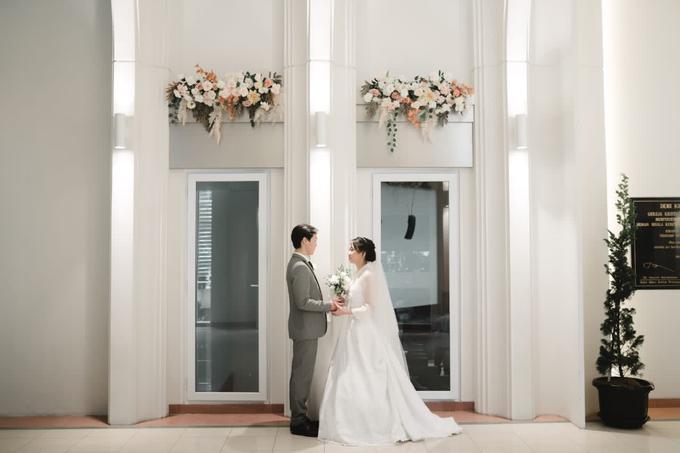 Weddinv Day Davian and Yolanda by Luminous Bridal Boutique - 002