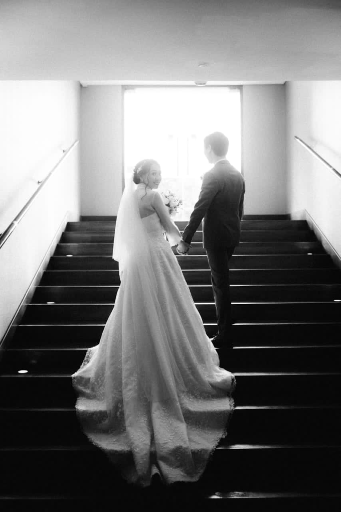 Weddinv Day Davian and Yolanda by Luminous Bridal Boutique - 001