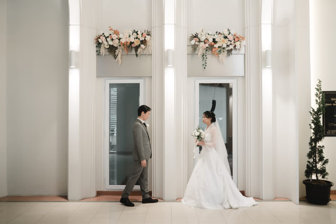 Weddinv Day Davian and Yolanda by Luminous Bridal Boutique - 007