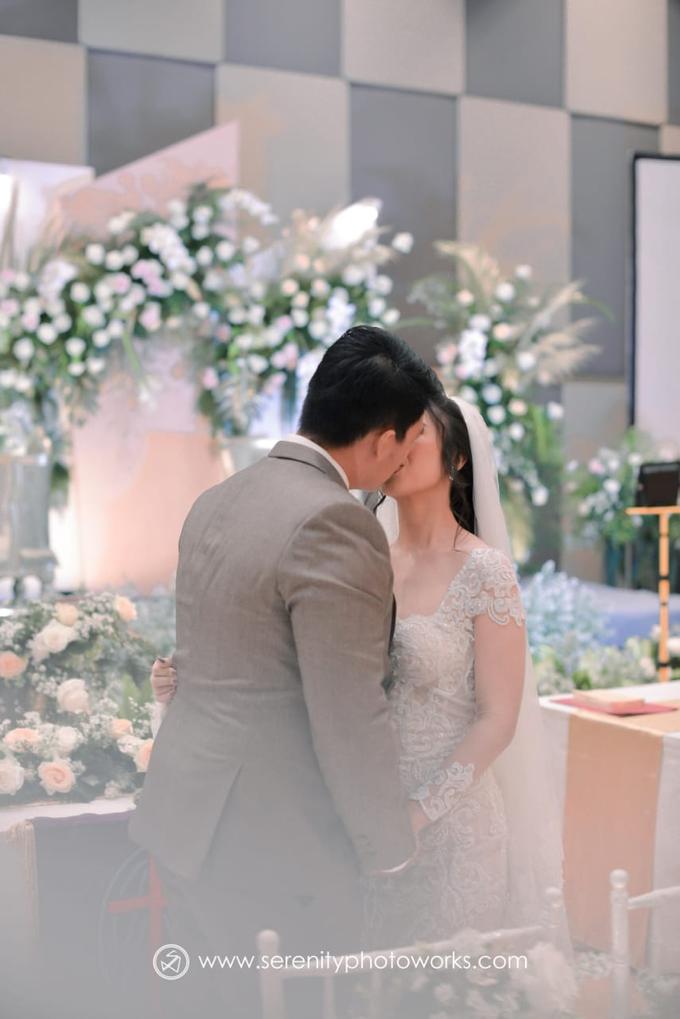 Wedding Day Chandra and Sahfitry by Luminous Bridal Boutique - 011