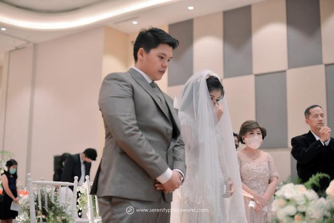 Wedding Day Chandra and Sahfitry by Luminous Bridal Boutique - 014