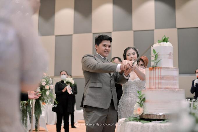 Wedding Day Chandra and Sahfitry by Luminous Bridal Boutique - 015