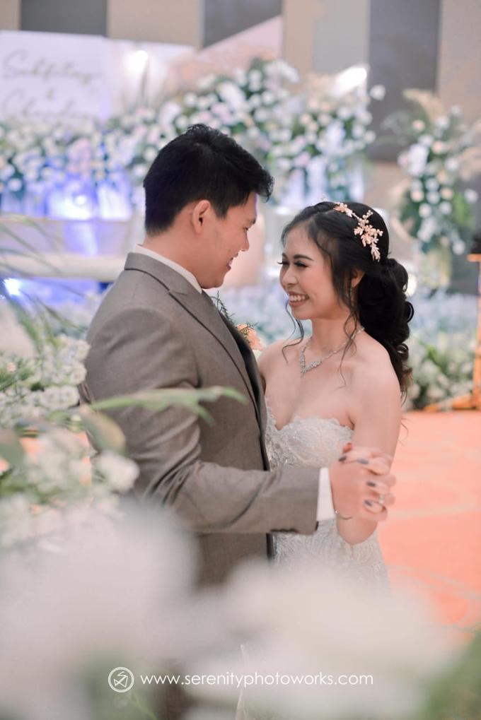 Wedding Day Chandra and Sahfitry by Luminous Bridal Boutique - 017