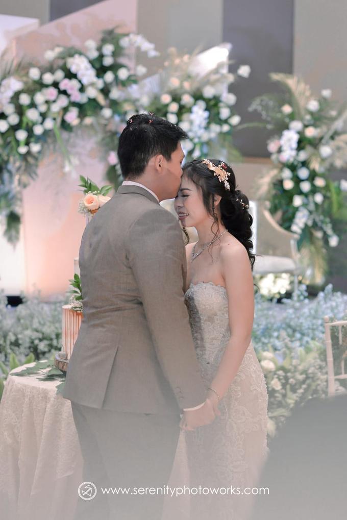 Wedding Day Chandra and Sahfitry by Luminous Bridal Boutique - 018