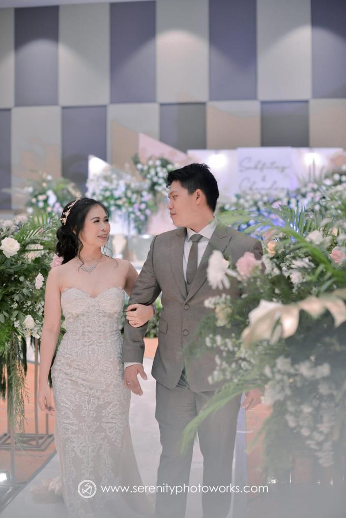 Wedding Day Chandra and Sahfitry by Luminous Bridal Boutique - 021