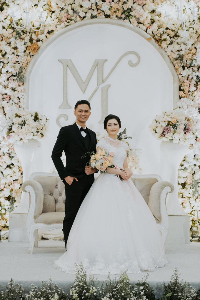 Wedding Day Irfan and Marina by Luminous Bridal Boutique - 003