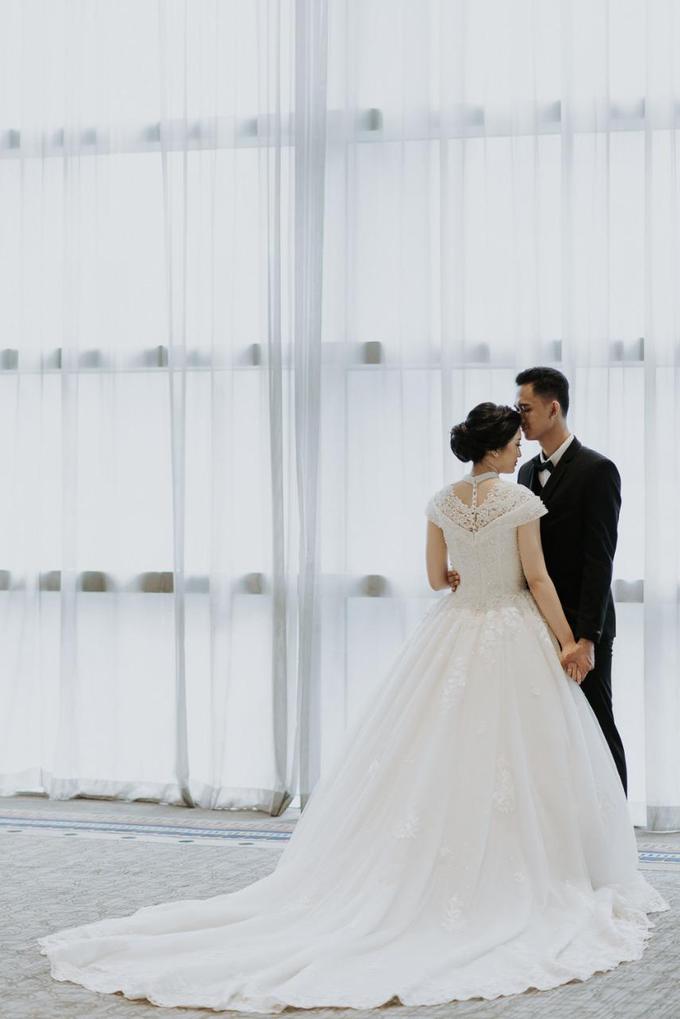 Wedding Day Irfan and Marina by Luminous Bridal Boutique - 002