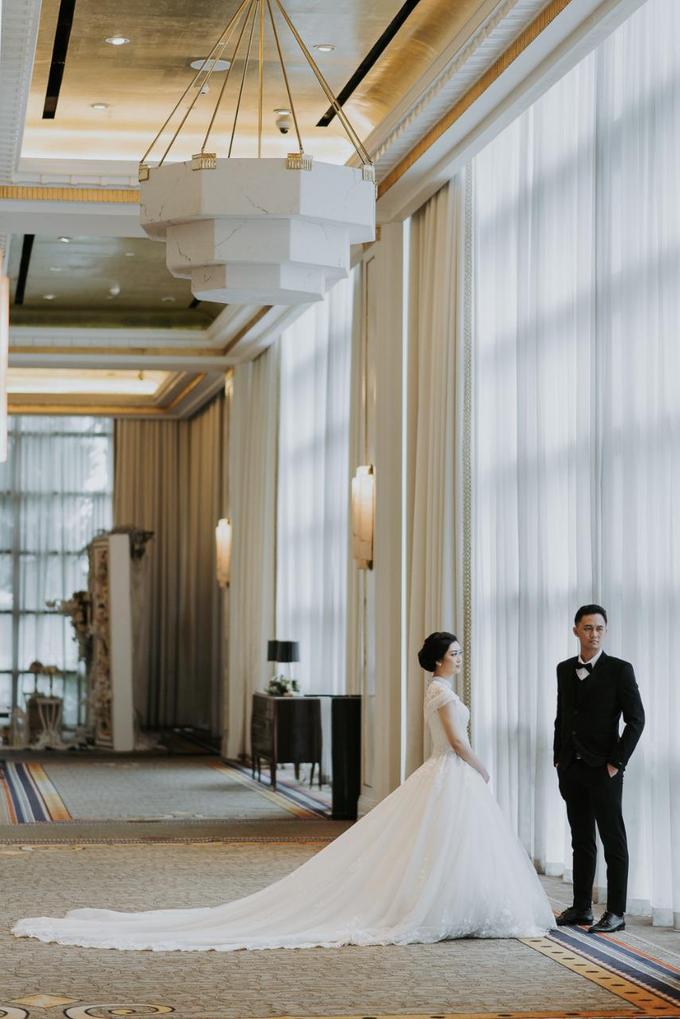 Wedding Day Irfan and Marina by Luminous Bridal Boutique - 001