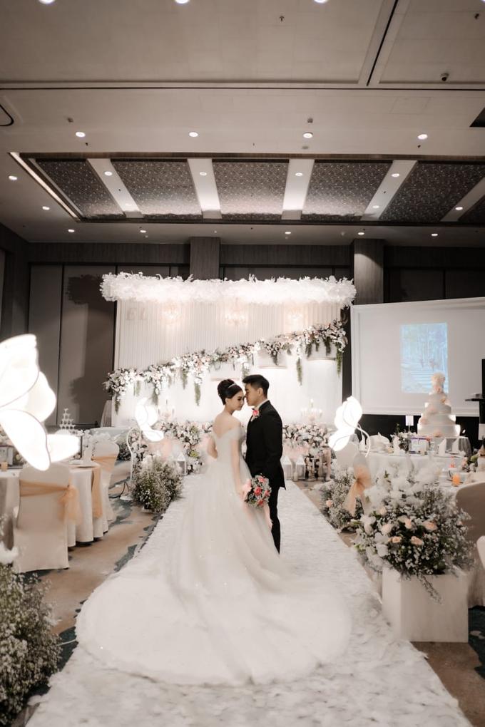 Wedding Day Edric and Liliani by Luminous Bridal Boutique - 003