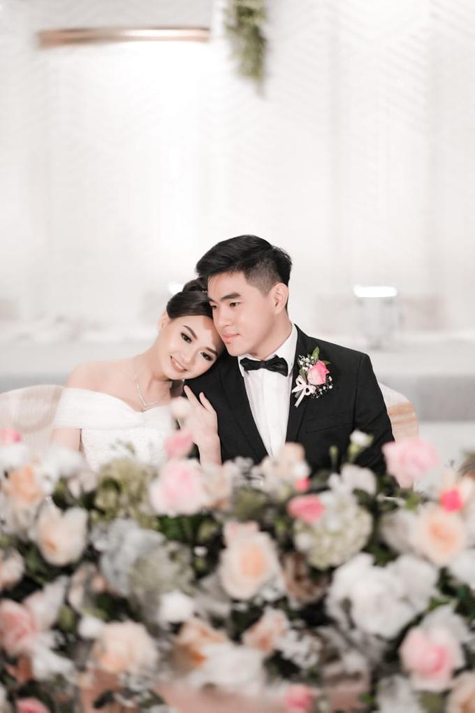 Wedding Day Edric and Liliani by Luminous Bridal Boutique - 002