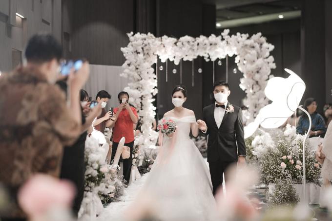 Wedding Day Edric and Liliani by Luminous Bridal Boutique - 004