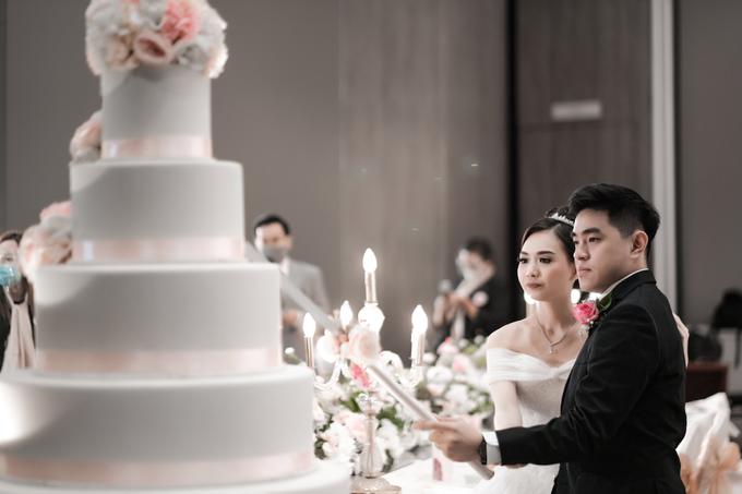 Wedding Day Edric and Liliani by Luminous Bridal Boutique - 005