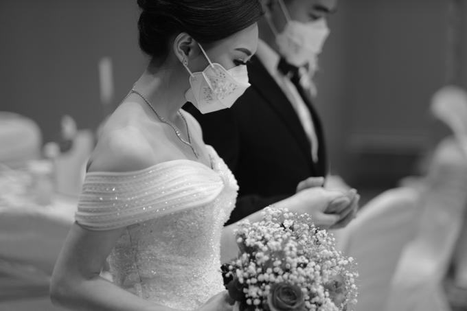 Wedding Day Edric and Liliani by Luminous Bridal Boutique - 007
