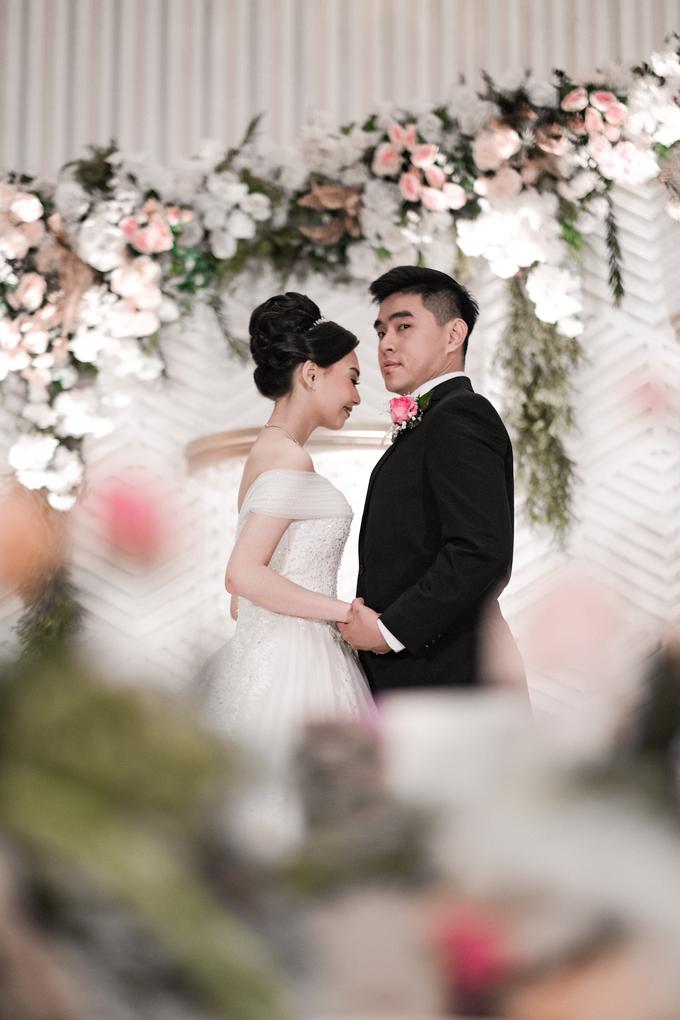 Wedding Day Edric and Liliani by Luminous Bridal Boutique - 006