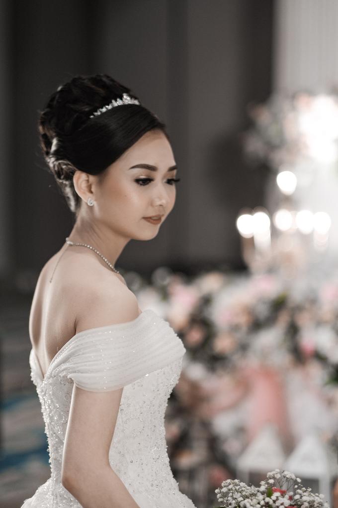 Wedding Day Edric and Liliani by Luminous Bridal Boutique - 008