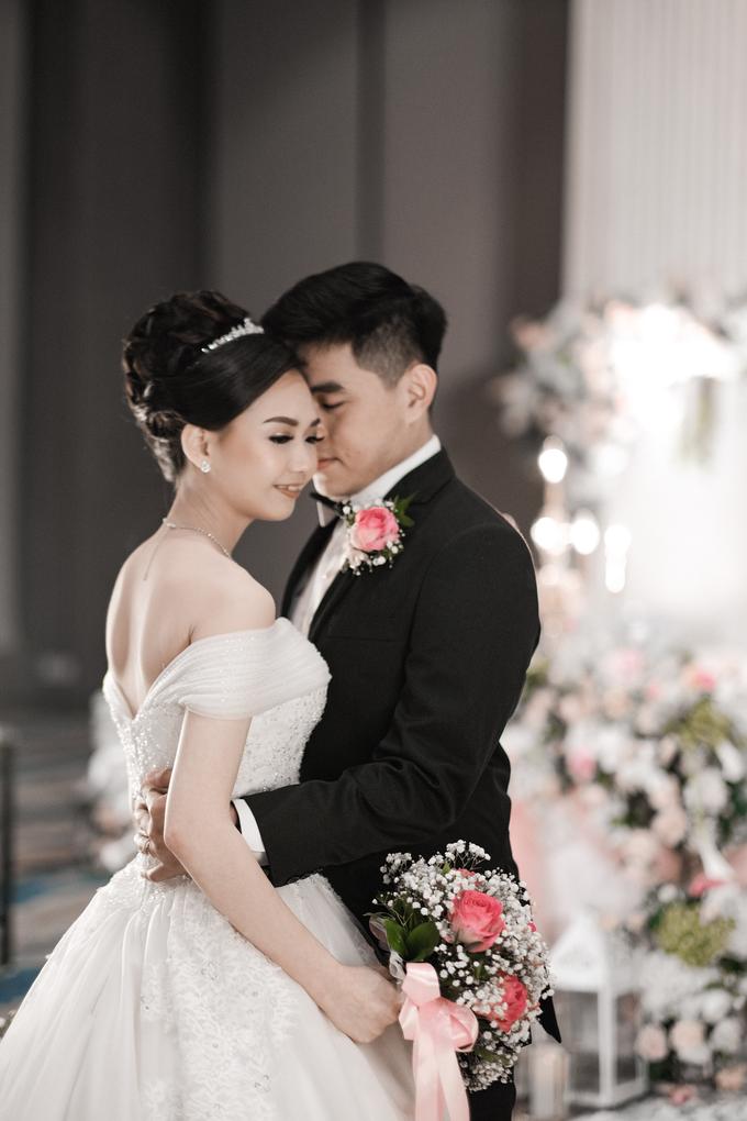Wedding Day Edric and Liliani by Luminous Bridal Boutique - 009