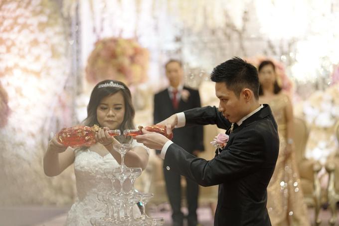 Wedding Day Nesha and Suryanto by Luminous Bridal Boutique - 004