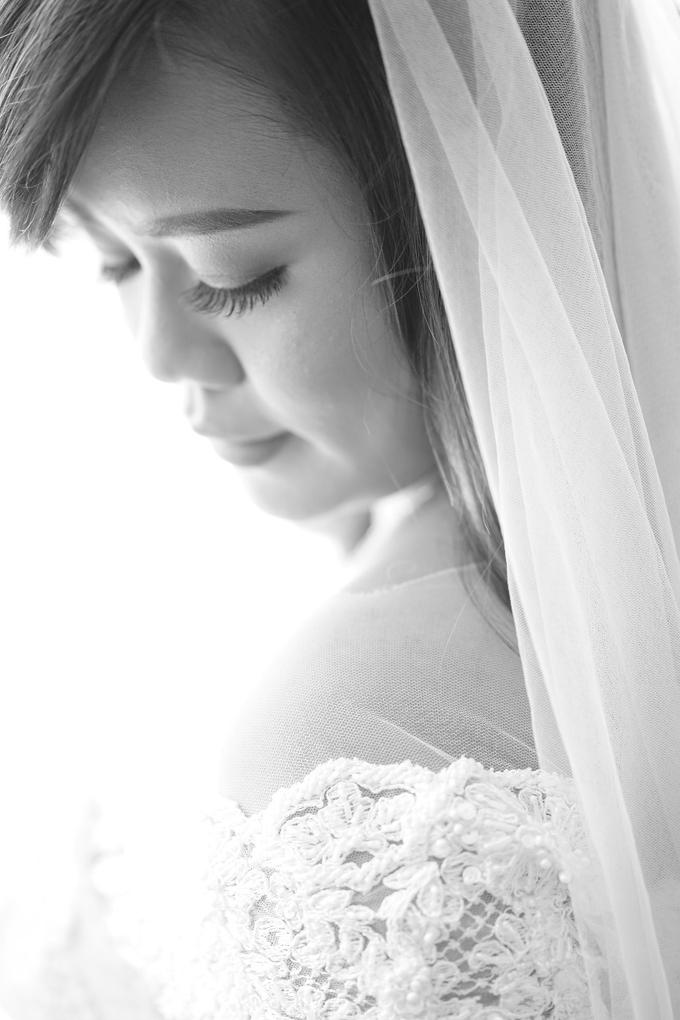 Wedding Day Nesha and Suryanto by Luminous Bridal Boutique - 001