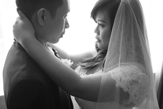 Wedding Day Nesha and Suryanto by Luminous Bridal Boutique - 002