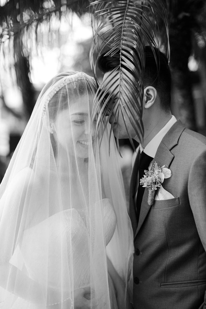 Wedding Day Risky and Theresia by Luminous Bridal Boutique - 001