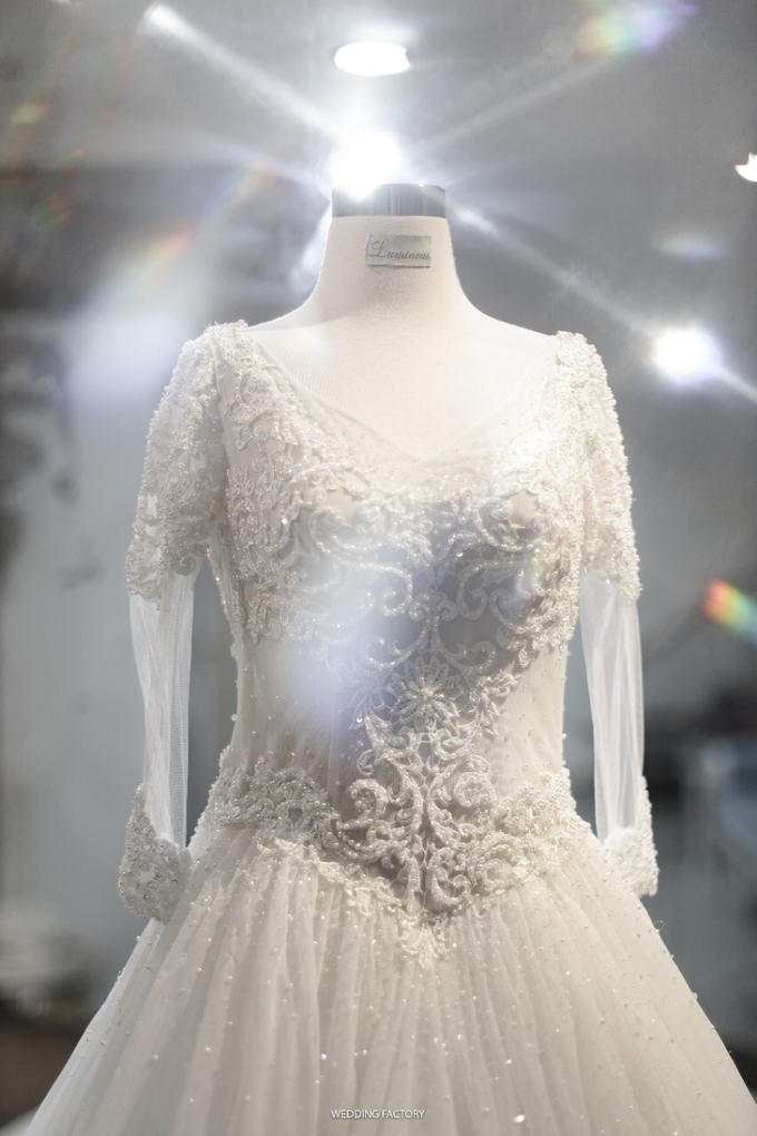 Wedding Day Andreas and Deliana by Luminous Bridal Boutique - 002