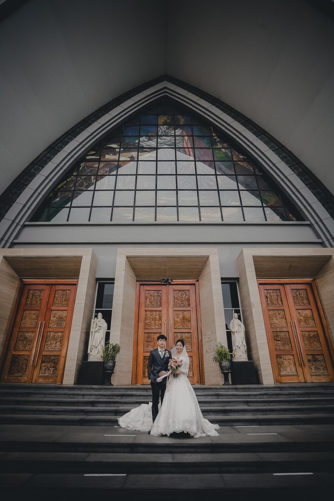 Wedding Day Stefan and Evelyn by Luminous Bridal Boutique - 004