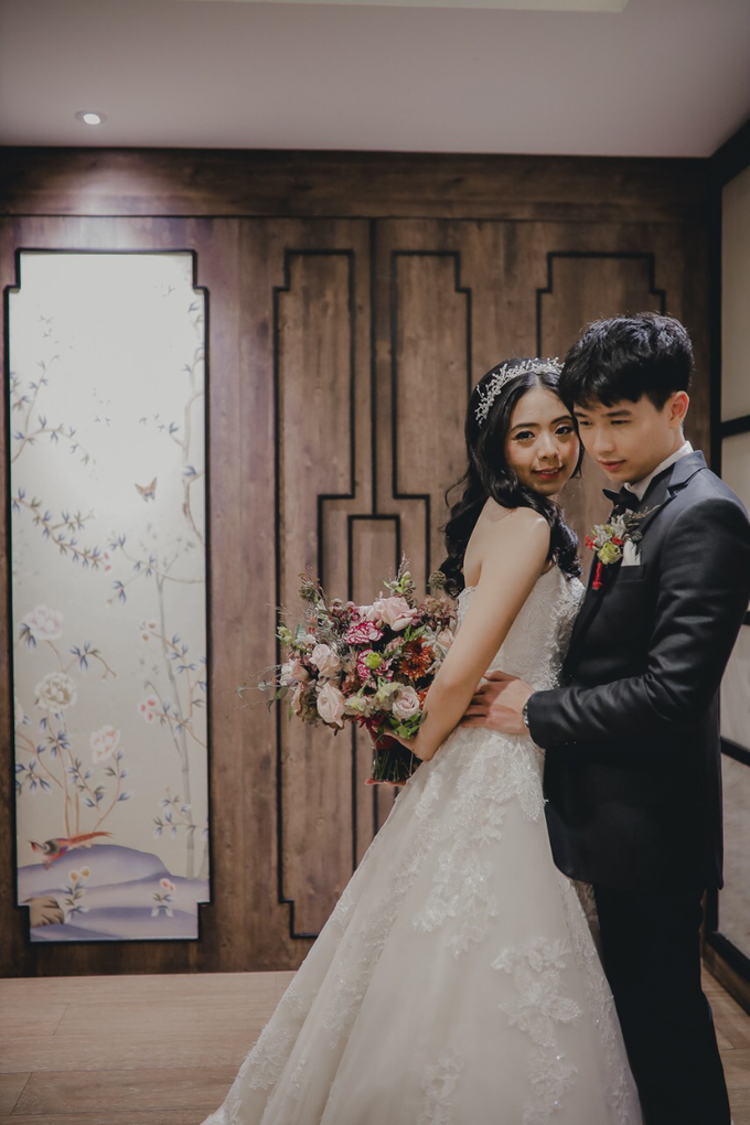 Wedding Day Stefan and Evelyn by Luminous Bridal Boutique - 002