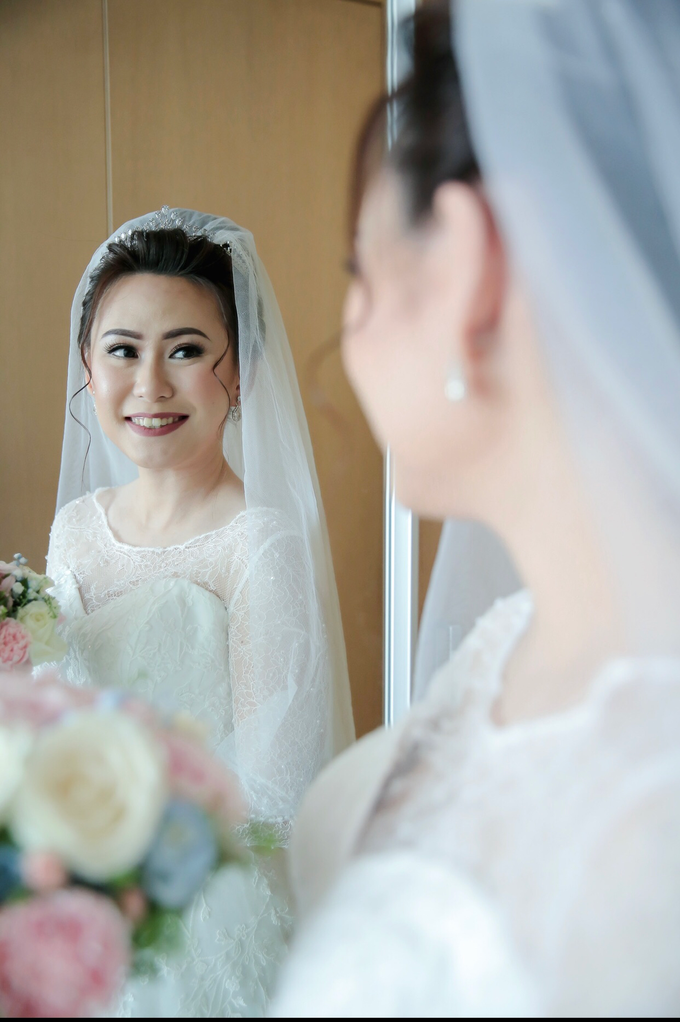 Wedding Day Azwin and Kristina by Luminous Bridal Boutique - 001