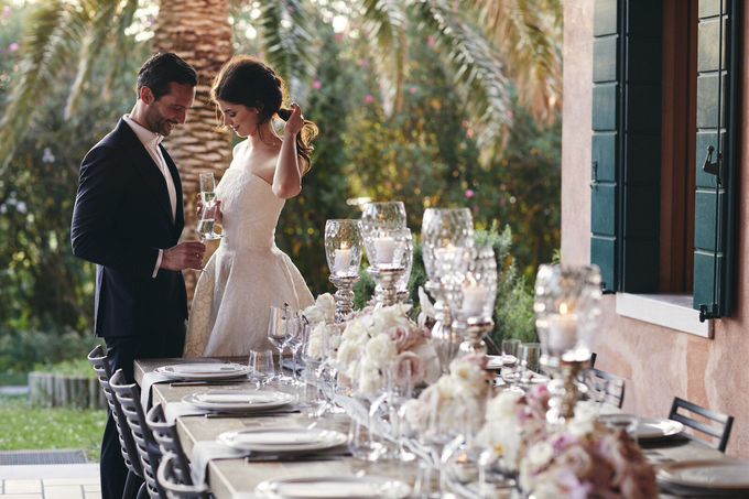 Private island wedding  by lusso Events - 009