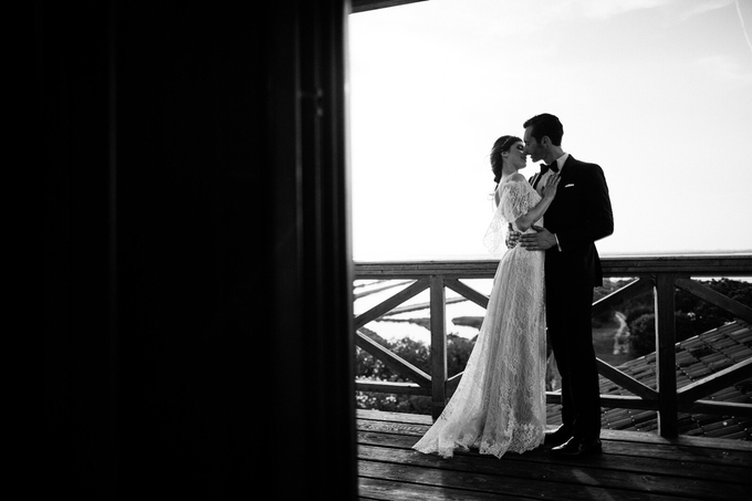 Private island wedding  by lusso Events - 010