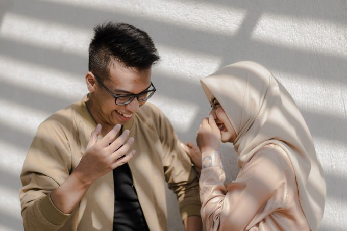 Lutfi & Nisa Prewedding by Markashima Audio-Visual - 002