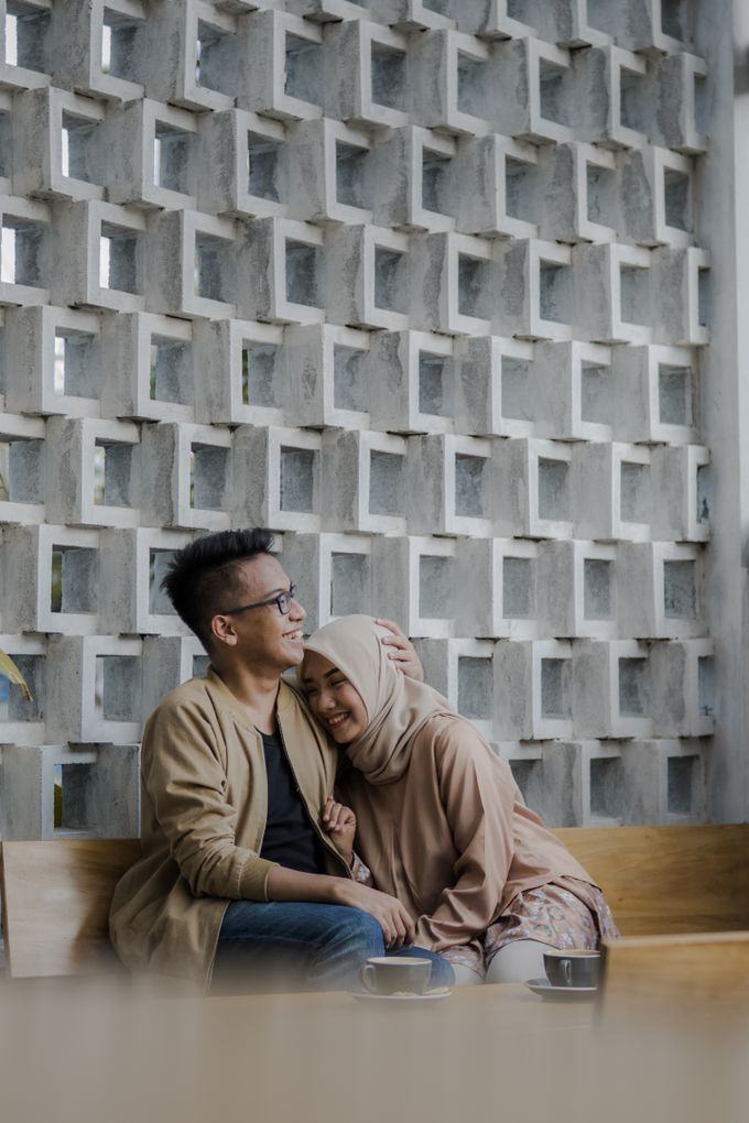 Lutfi & Nisa Prewedding by Markashima Audio-Visual - 005
