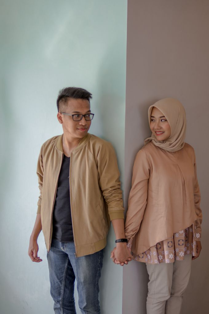 Lutfi & Nisa Prewedding by Markashima Audio-Visual - 004