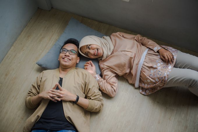 Lutfi & Nisa Prewedding by Markashima Audio-Visual - 003