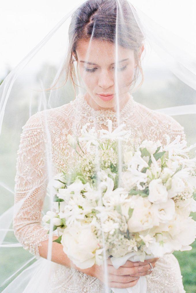Cedar Lake Wedding by Through The Veil - 003