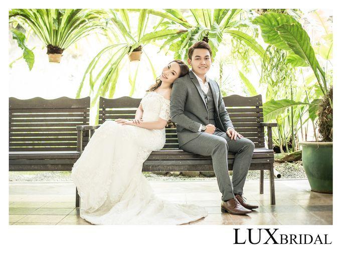 Alexander & Michualla by Lux Bridal Sdn Bhd - 005