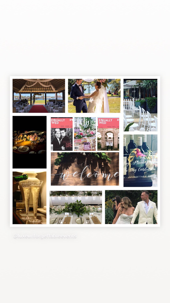 Our Clients and some Magic Moments with LUXE  by LUXE - Unforgettable Events - 001