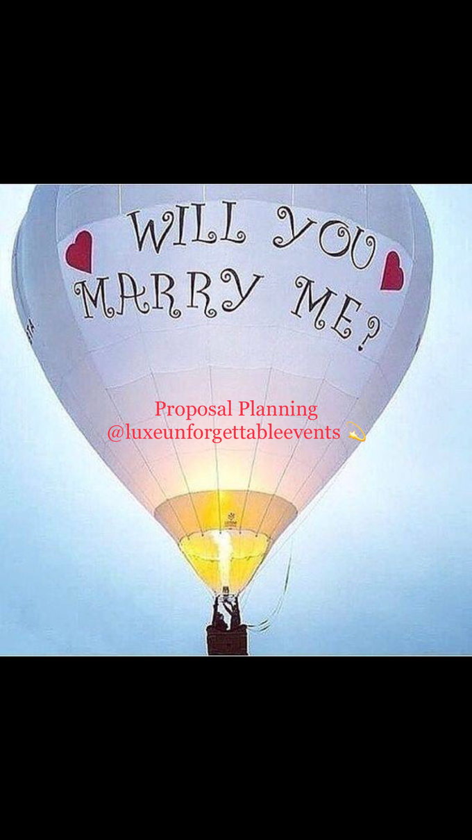Proposal Planning in Sydney Australia  by LUXE - Unforgettable Events - 001
