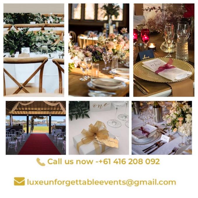 Wedding Planner Sydney  by LUXE - Unforgettable Events - 001
