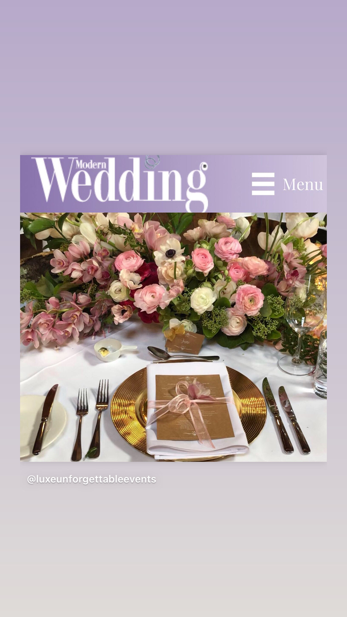 Dream Weddings in Sydney Australia by LUXE - Unforgettable Events - 005